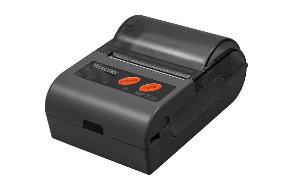Принтер чеков MPrint MPT2 RS232-USB-Bluetooth