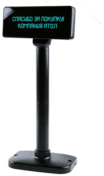 Дисплей покупателя АТОЛ USB