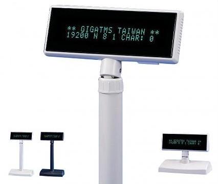Дисплей покупателя DSP840U (USB)