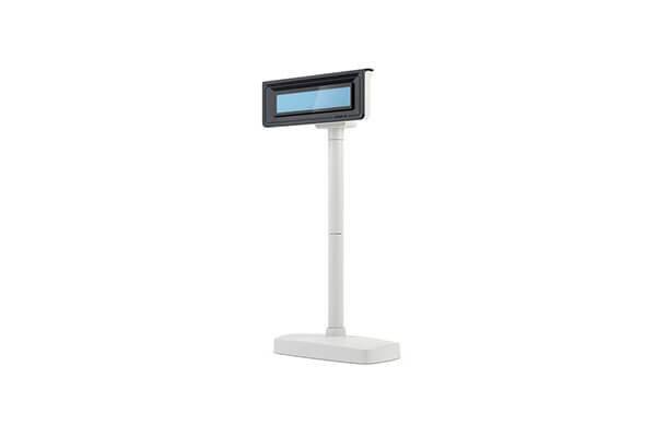 Дисплей покупателя Posiflex PD-2800B USB белый