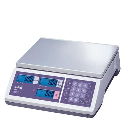 Торговые весы CAS ER JR -15 CB