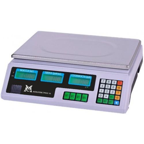 Торговые весы ВР 4900-30-АБ-06