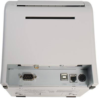 Задняя панель с портами фискального регистратора Retail-01Ф