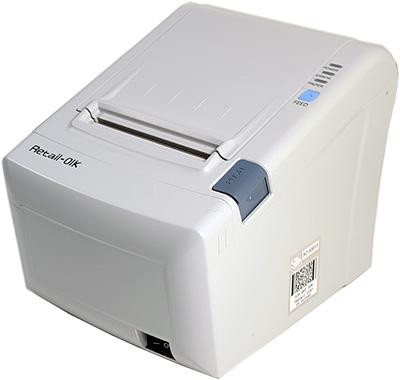 Фискальный регистратор Retail-01K в белом корпусе