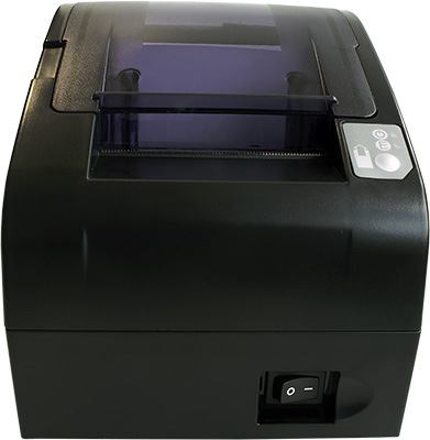Передняя панель FPrint-22 ПТК